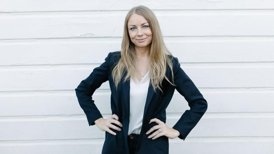 Ksenia Yudina, UNest CEO and founder