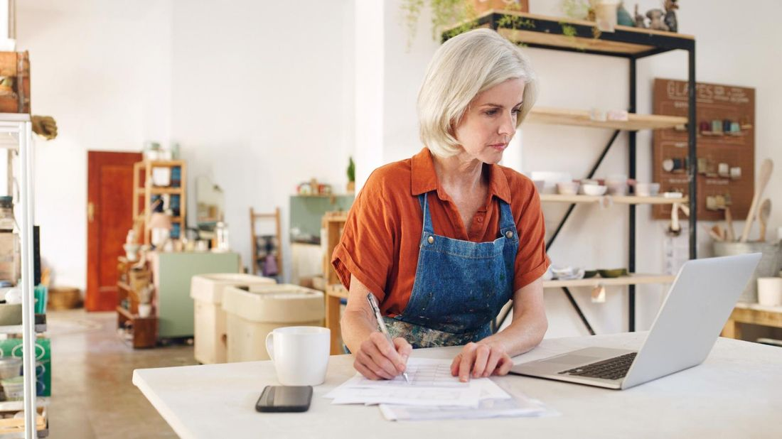 small business owner applying for PPP loan forgiveness