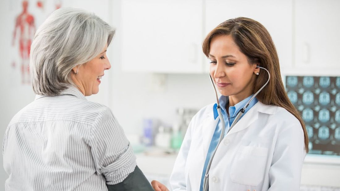 Common types of health insurance doctor and patient