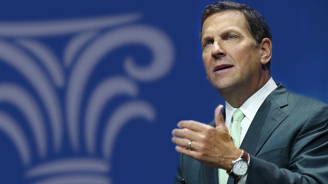 Northwestern Mutual Chairman, President and Chief Executive Officer at Northwestern Mutual