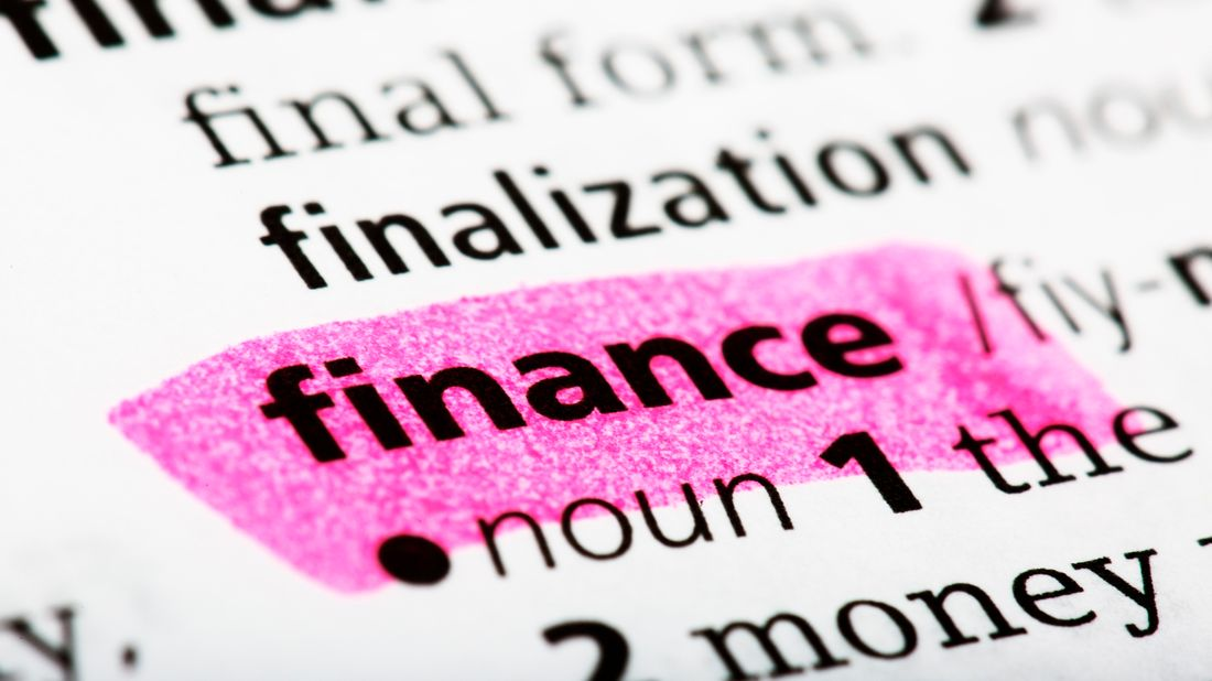 Definition of word finance in dictionary