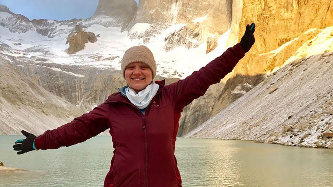 Financial Advisor Sarah Miller in Patagonia