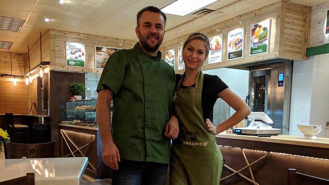 The Korsykovs at OfKors Bakery