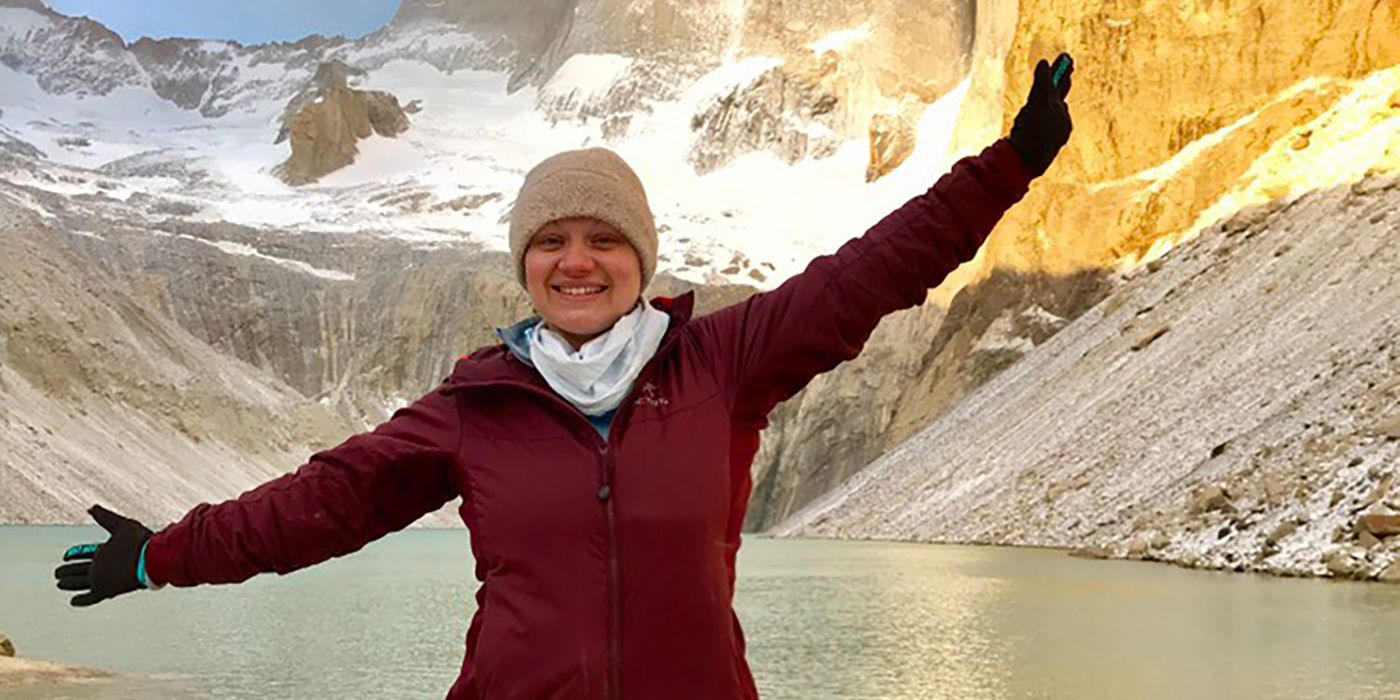 Financial Advisor Sarah Miller in Patagonia