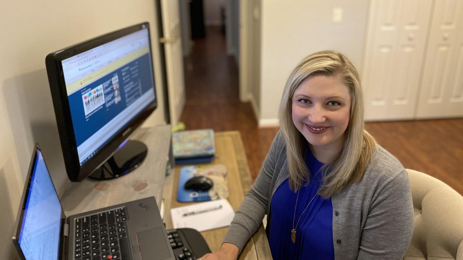 Northwestern Mutual financial advisor Marie O'Keefe