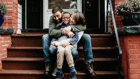 family who needs estate planning and a will