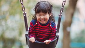 Do I need life insurance on my child girl on a swing