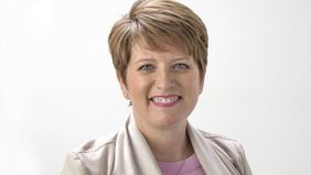 Angie Hicks headshot after she shared leadership secrects and insights