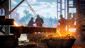 Steel mill workers wondering what the new tariffs mean for the economy