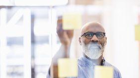 older worker nearing retirement