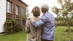 Retired couple considering real estate options