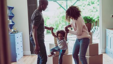 What is an emergency fund family moving into a home