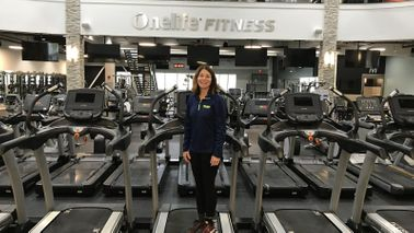Nancy Terry of US Fitness #openforbusiness