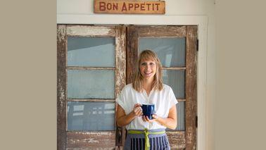 Buttermilk Kitchen owner Suzanne Vizethann