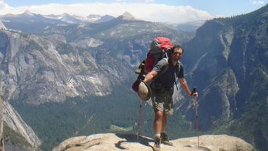 Steve Silberberg at Yosemite National Park