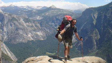 Steve Silberberg at Yosemite National Park