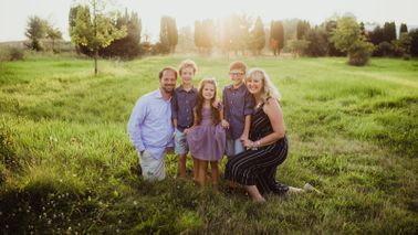 The Byman Family.