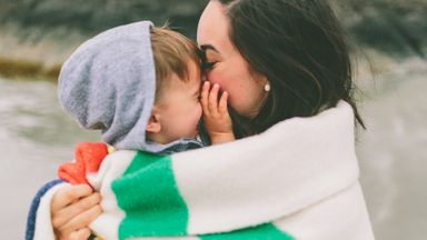 How to financially plan for a child with special needs mother and son