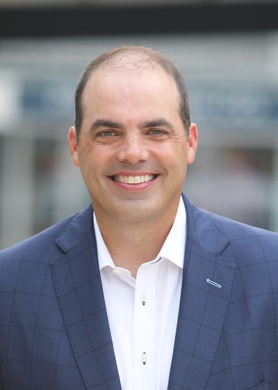 Jeffrey Gayonski headshot