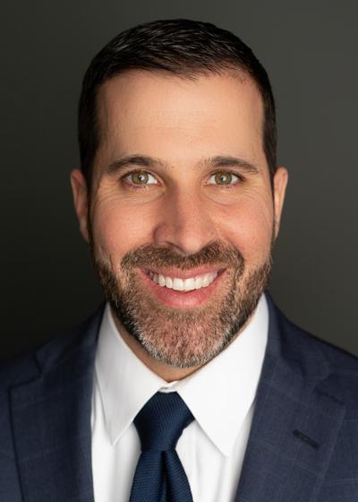 Daniel Reisner headshot