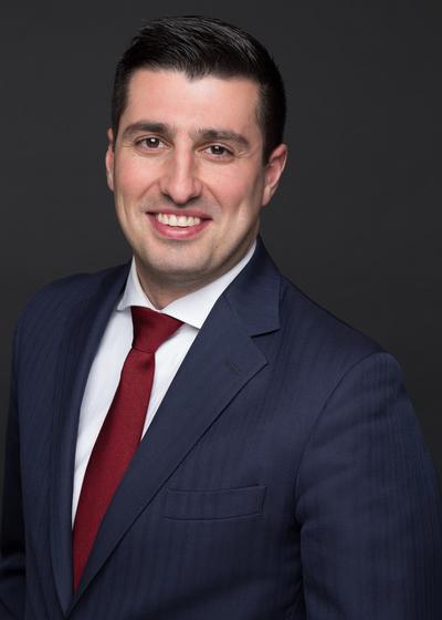Edward Gurka headshot