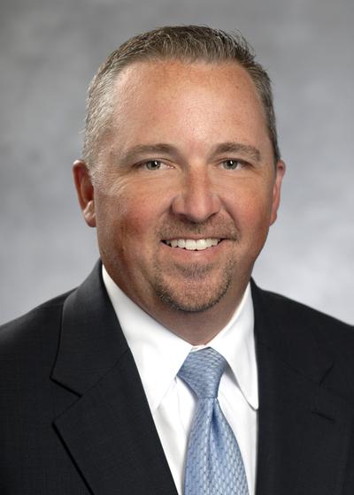 Larry Stevenson headshot