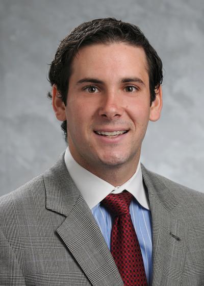Headshot of Christopher Richard Stagliano