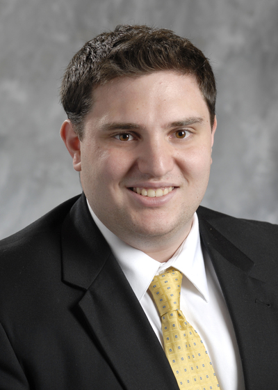 Michael Stenson headshot