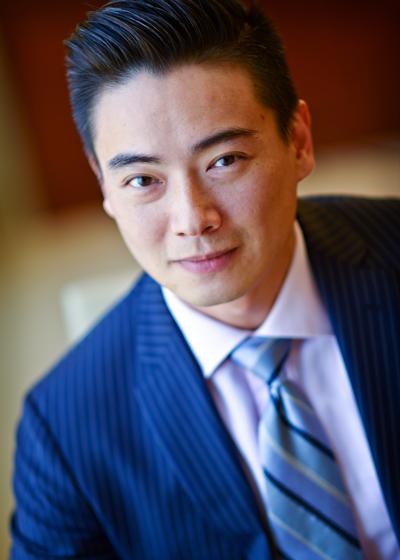 Fred Chang headshot