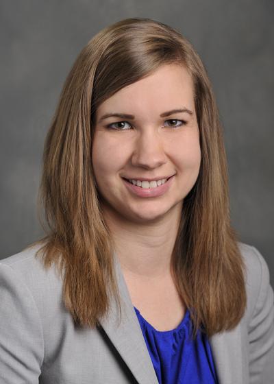 Rebecca Parrish - Northwestern Mutual headshot