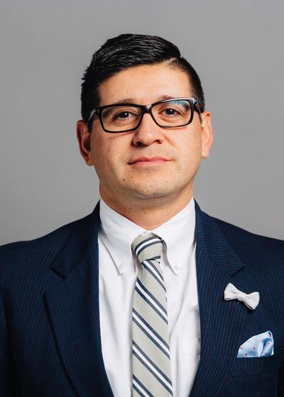 Jose Cortes headshot