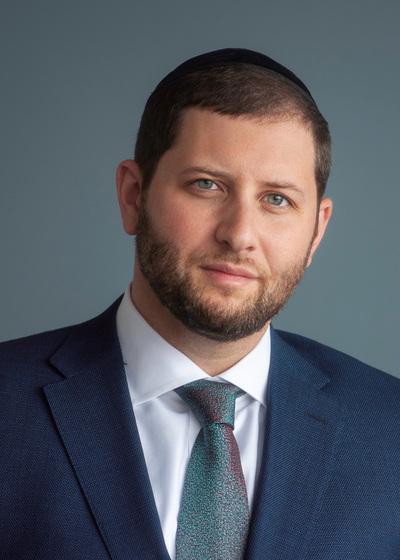 Moshe Alpert headshot