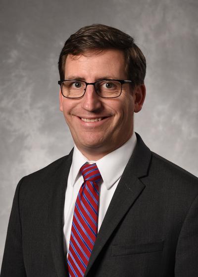 Joseph Funderburk headshot