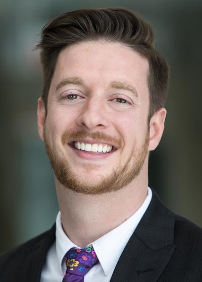 Jared Shumway headshot