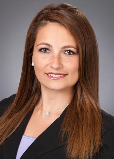 Jessica Ormandy headshot