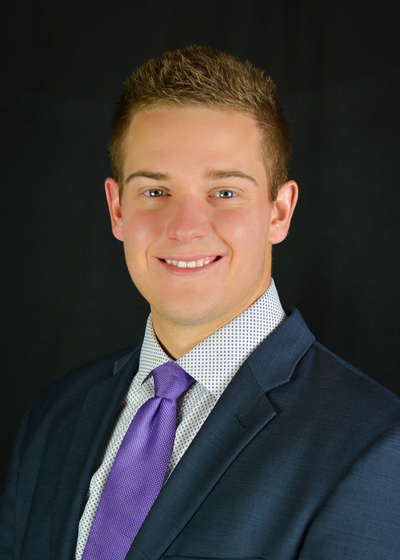 Zach Tripp headshot