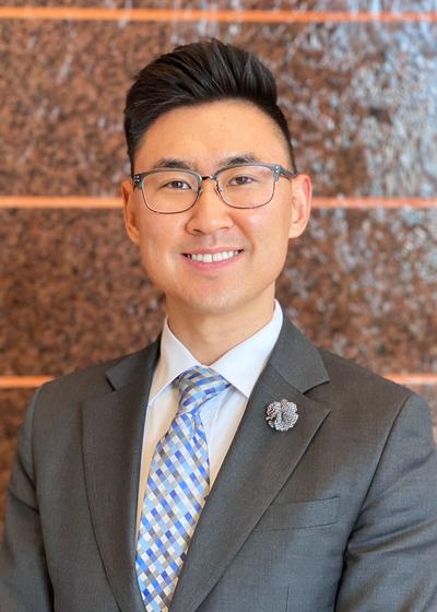 Eric Yu headshot